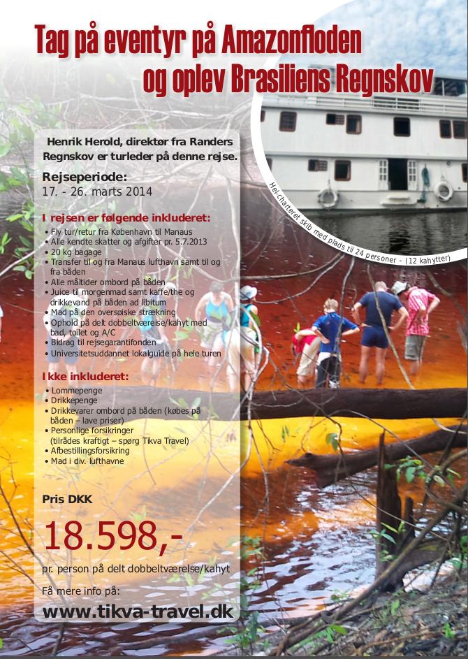 Amazonfloden Brasilien Tikva Travel side2