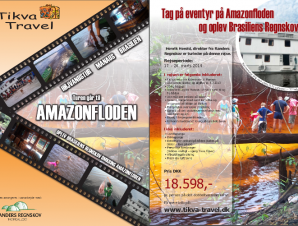 Amazonfloden brasilien marts 2014