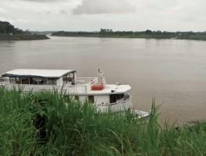 Amazonas flodtur