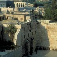 Storbyferie i Jerusalem