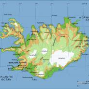 Rundrejse på Island