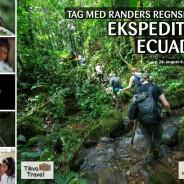 Randers Regnskov – Ekspedition Ecuador