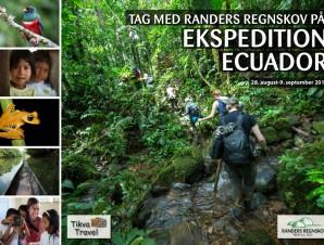 Randersregnskov Ekspedition Ecuador 2014 v/Tikva-Travel
